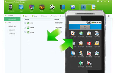Android Sync Manager WiFi v 2 2 11 4 751 » Все для КПК