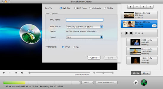 convert facebook videos to dvd for mac