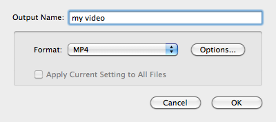 select output formats to rip dvd to kindle fire on mac