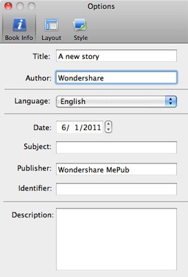 chm to epub books conversion for mac output options
