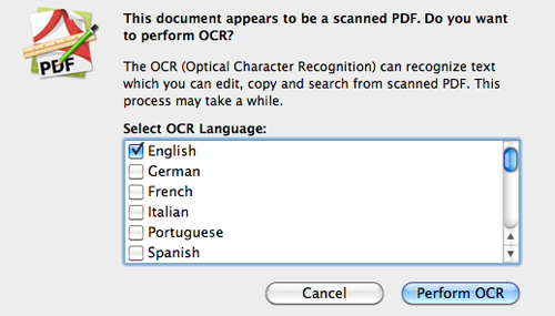 make scanned pdf editable