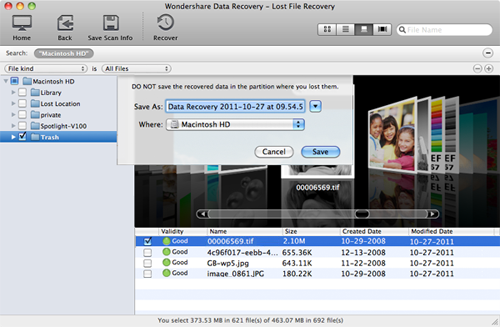 recover lost office files on mac