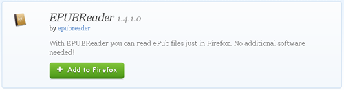 epubreader plug-in is an epub browser for mac