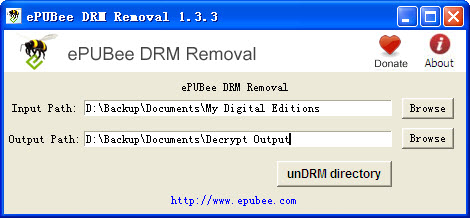 free epub book removal software