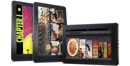 ebook formats for kindle fire