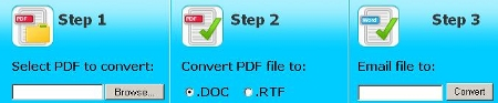 convert pdf to word online on mac with pdftoword.com site