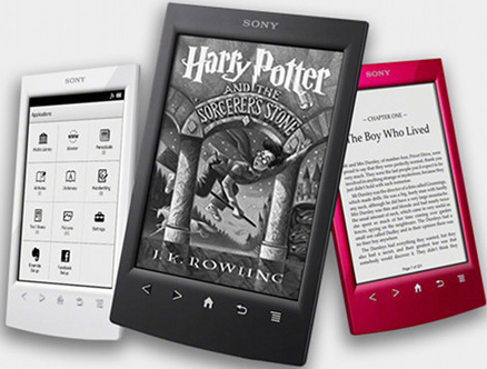 transfer google free ebook to read on sony reader