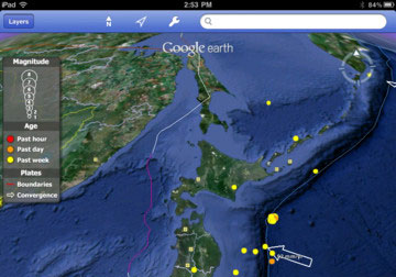 best free mapping app for ipad - google earth