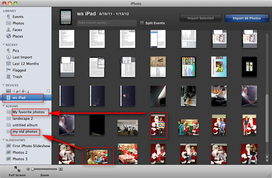 iphoto is a photo album creator manager for ipad