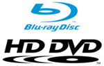 blu-ray disk compares hd dvd
