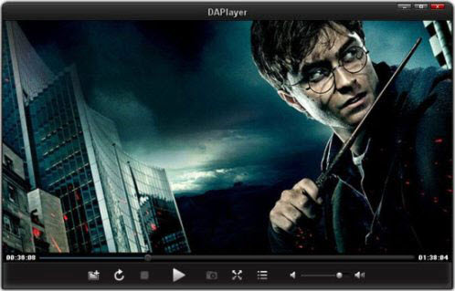 daplayer is a free blu-ray player software