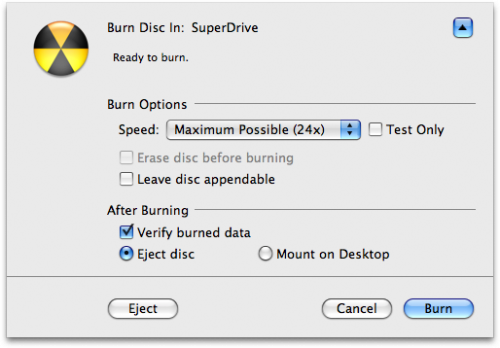 burn dvd to dvd on mac for free