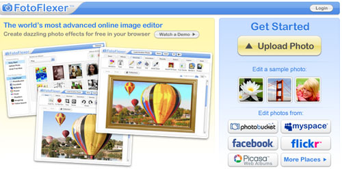 free online facebook photo editor