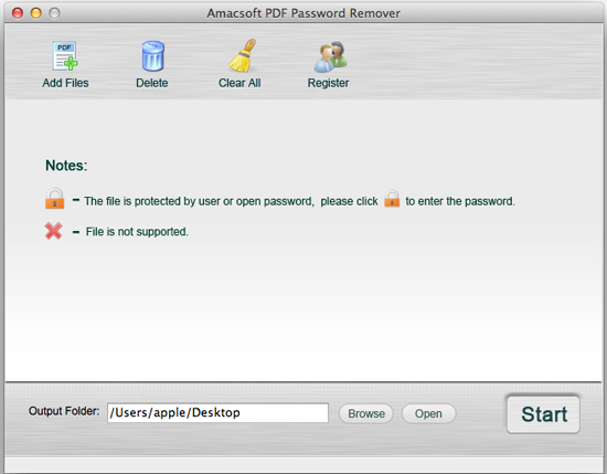 add pdf files to view password protected pdf on mac